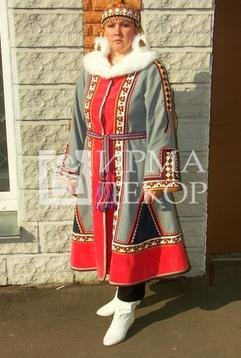 Праздничный Русский Женский Народный Костюм Доставка